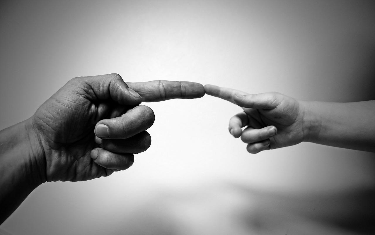 Jak uregulować kontakty z dziećmi, kiedy rodzice nie mieszkają razem?